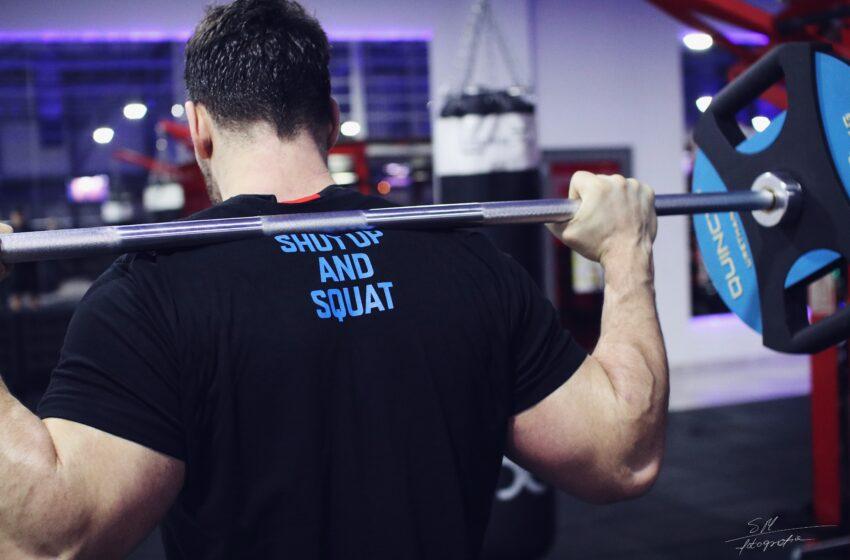 Trójbój siłowy czyli powerlifting – historia i rekordy