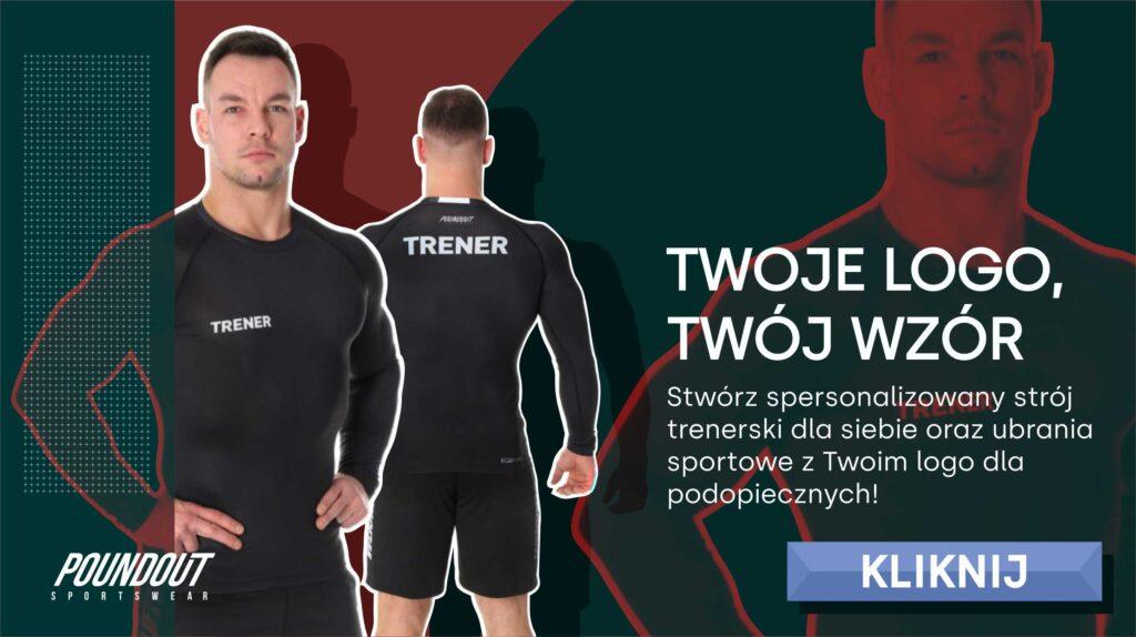odzież personalizowana dla trenerów