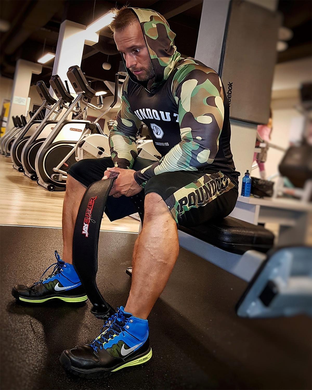 Odzież sportowa i termoaktywna na siłownię