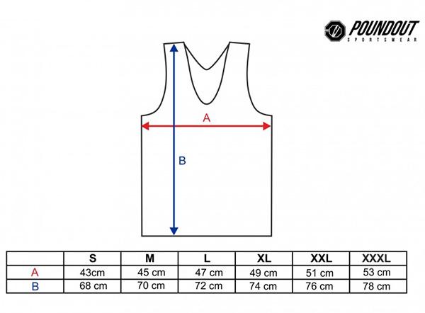 tank top na siłownię crossfit koszulka bezrękawnik
